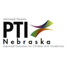 Parent Training and Information (PTI) Nebraska logo